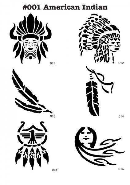 Feder, Indianer, Federschmuck